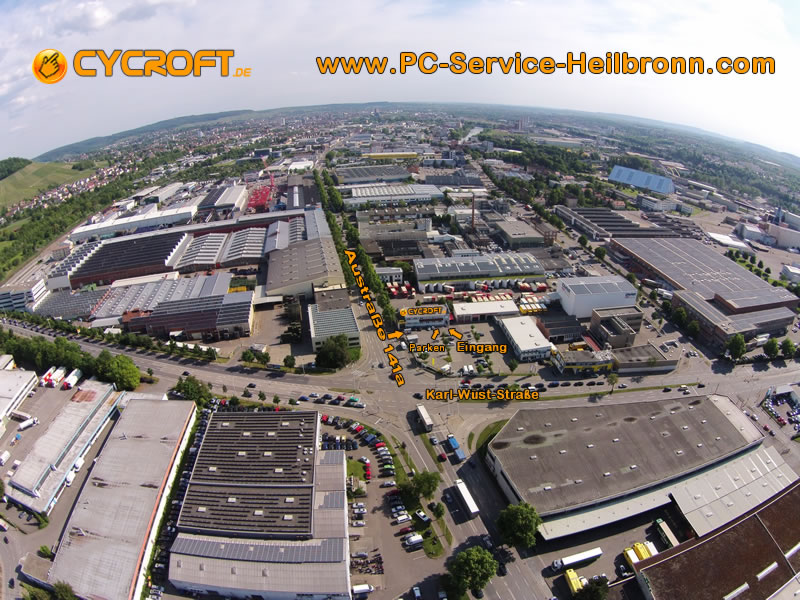 PC & Computer Werkstatt Heilbron - Cycroft IT Service